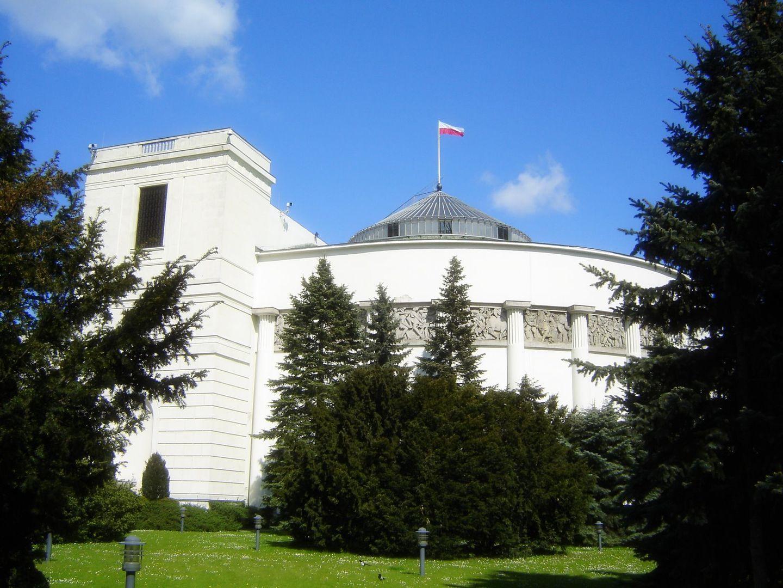 zdjęcie Sejmu R.P.