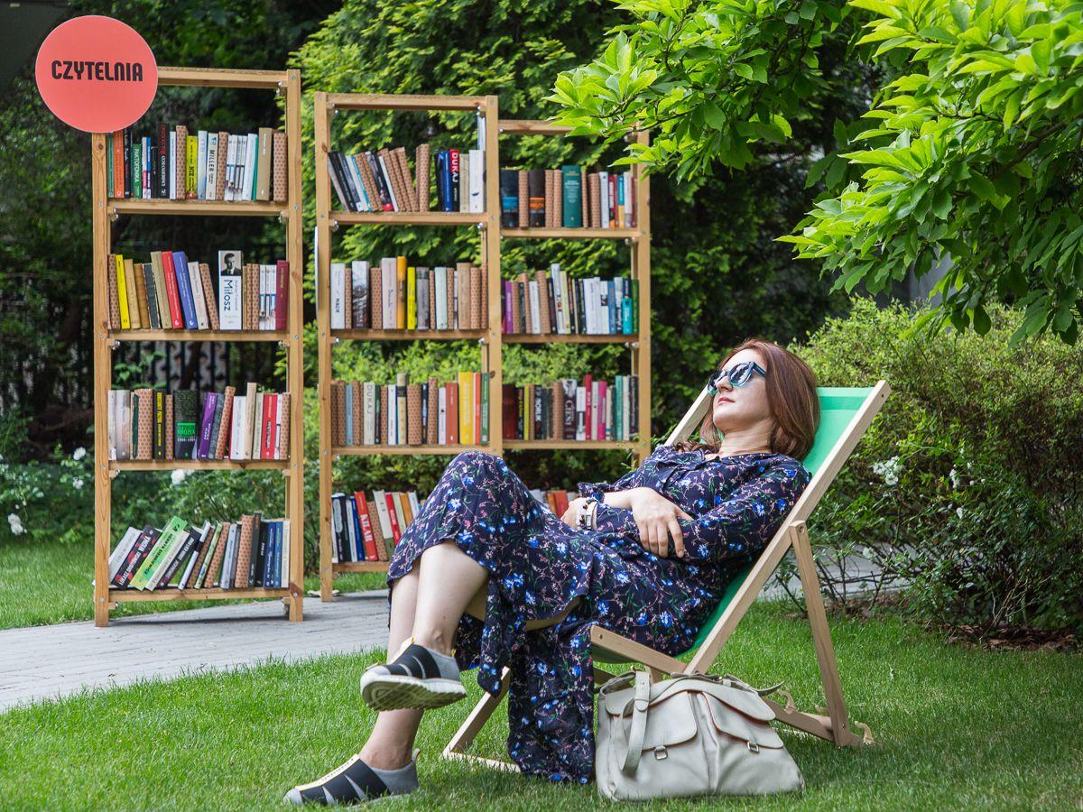 Czytanie relaksuje. Big Book Festival 2019