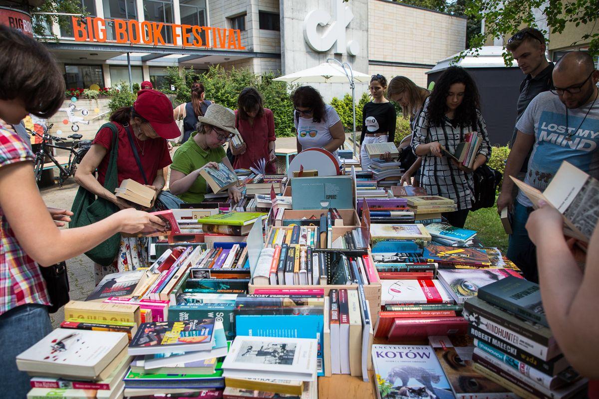 Targ społeczny. Big Book Festival 2019