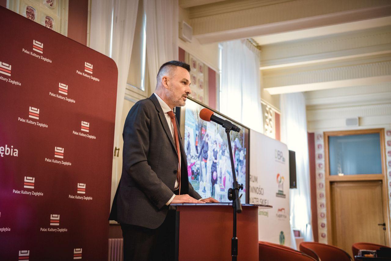 Wojciech Kaczmarczyk,  Dyrektor Narodowego Instytutu Wolności