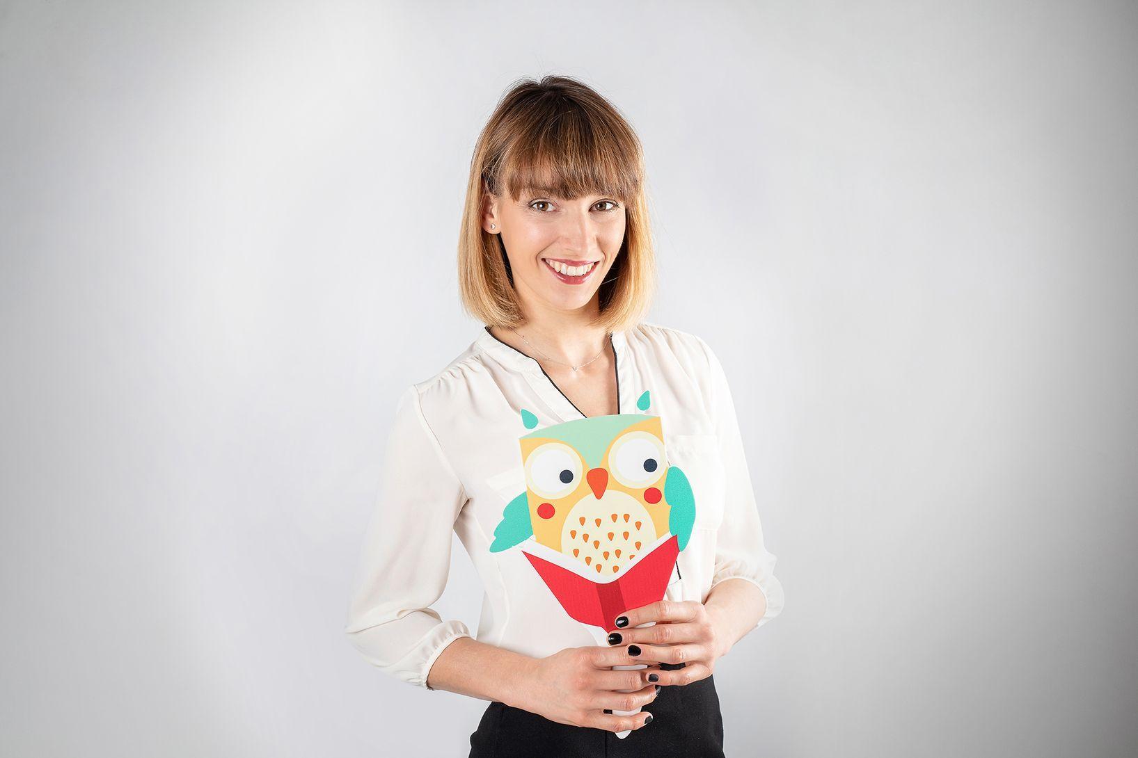 Marta Tittenbrun, PR manager Fundacji zaczytani.org