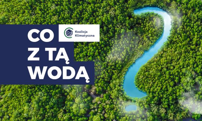 PLGBC wspiera ogólnopolską kampanię Co z tą wodą