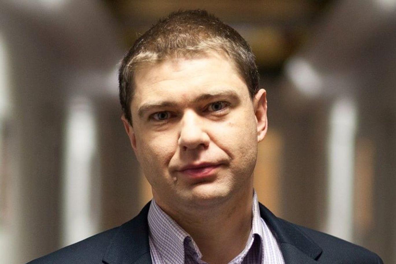 Piotr Szumlewicz, przewodniczący Związku Zawodowego Związkowa Alternatywa