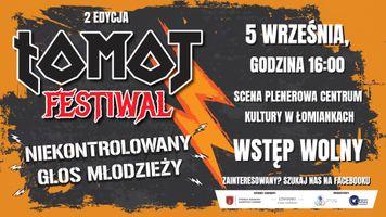 Miniatura Festiwal ŁOMOT. Inicjatywa główna SMŁ