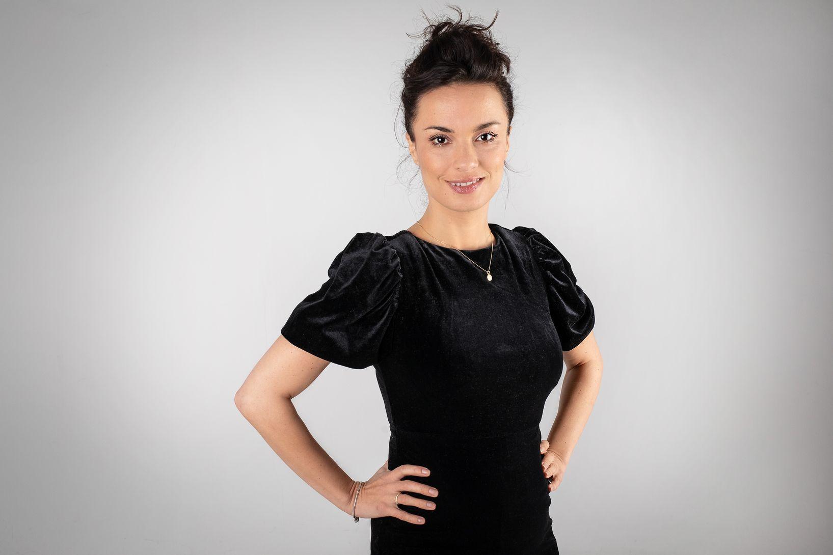 Agnieszka Machnicka, założycielka i prezeska Fundacji Zaczytani.org