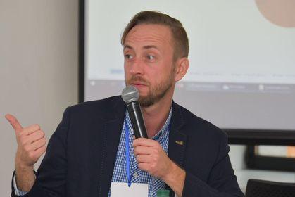 Krzysztof Izdebski. Członek Zarządu i Dyrektor programowy Fundacji ePanstwo (EPF)