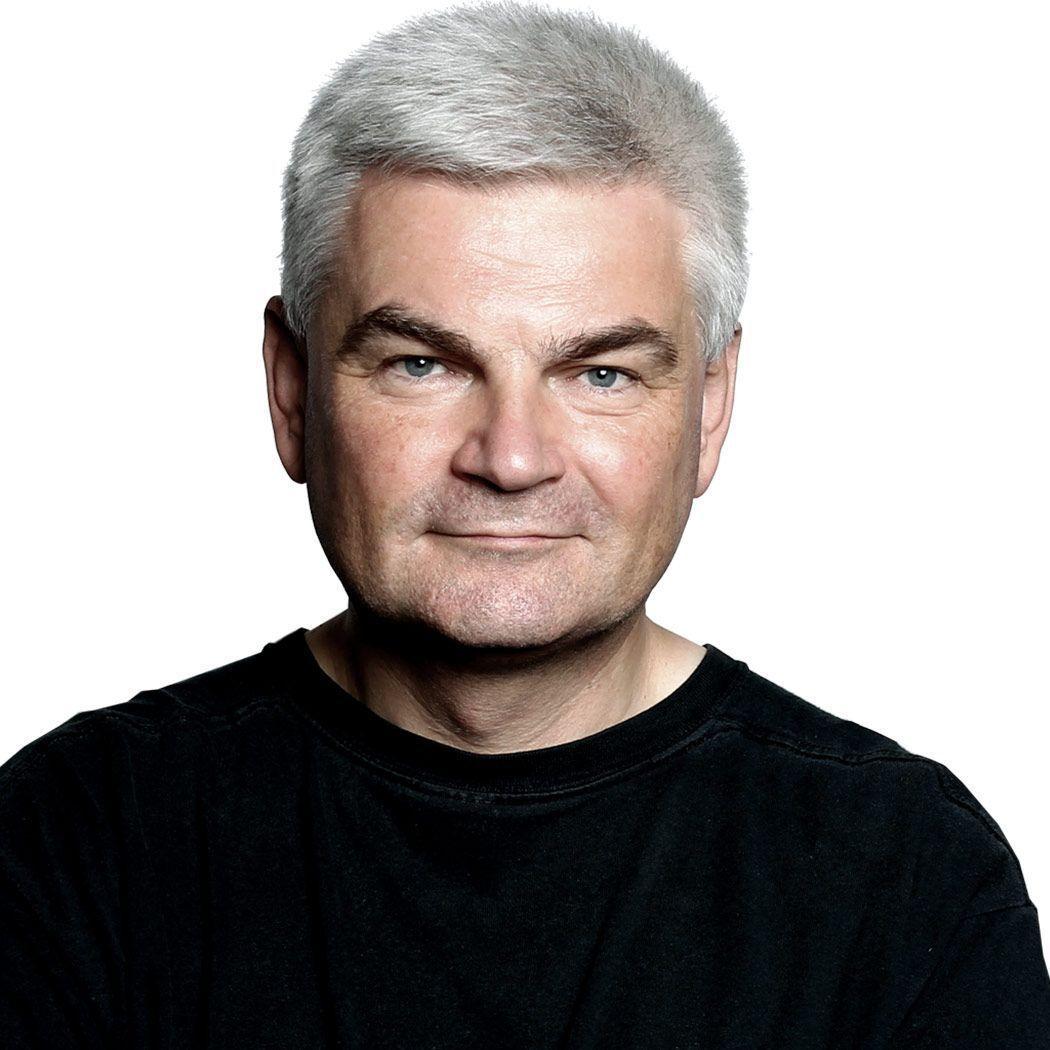 Edwin Bendyk – prezes zarządu Fundacji im. Stefana Batorego, dziennikarz, publicysta