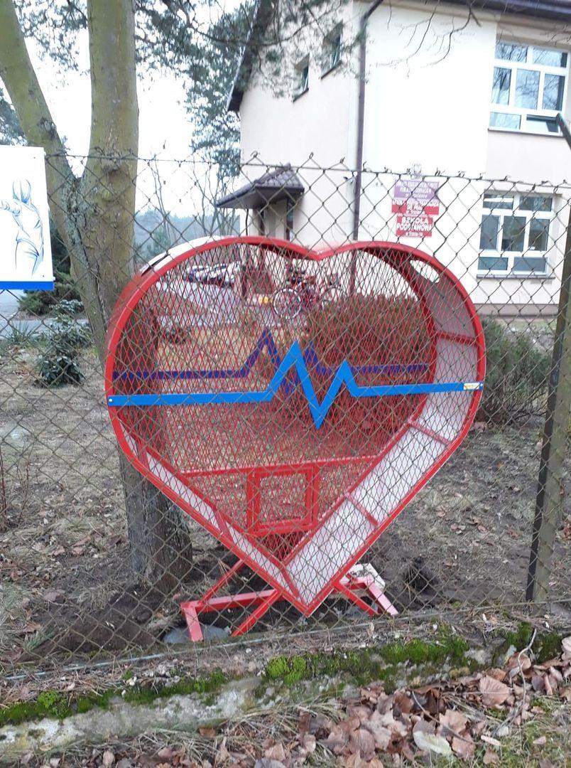 Serce z Trzcianki