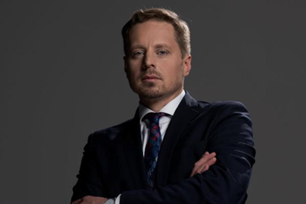 Marcin Duma, prezes IBRIS