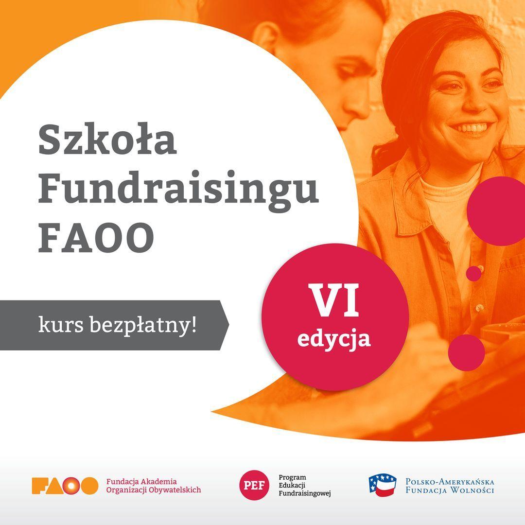 Szkoła Fundraisingu FAOO