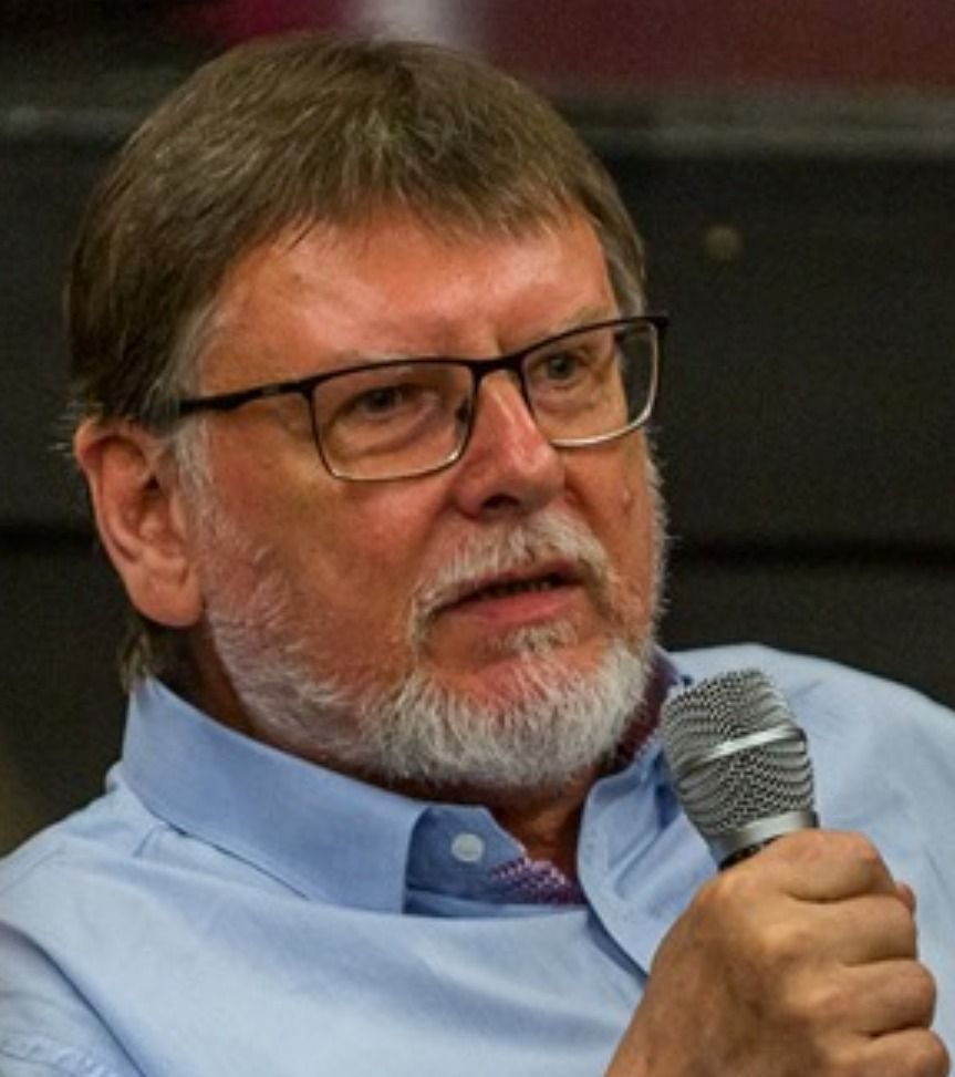 Lech Mergler, współtwórca stowarzyszeń My-Poznaniacy i Prawo do Miasta, prezes zarządu Kongresu Ruchów Miejskich w latach 2016-2019