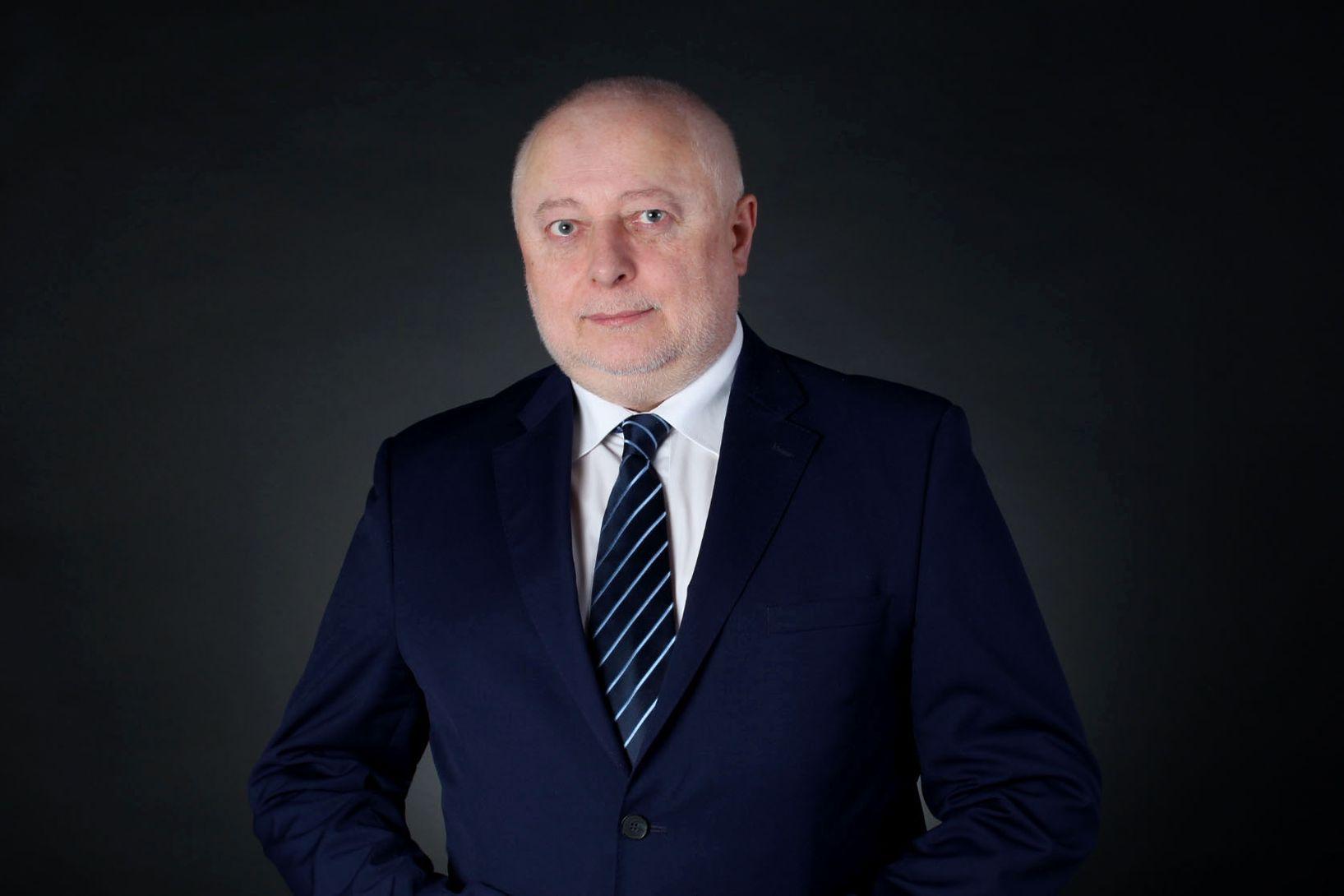 """Piotr Nakonieczny, Prezes Zarządu Fundacji na Rzecz Seniorów """"BONUM VITAE"""""""