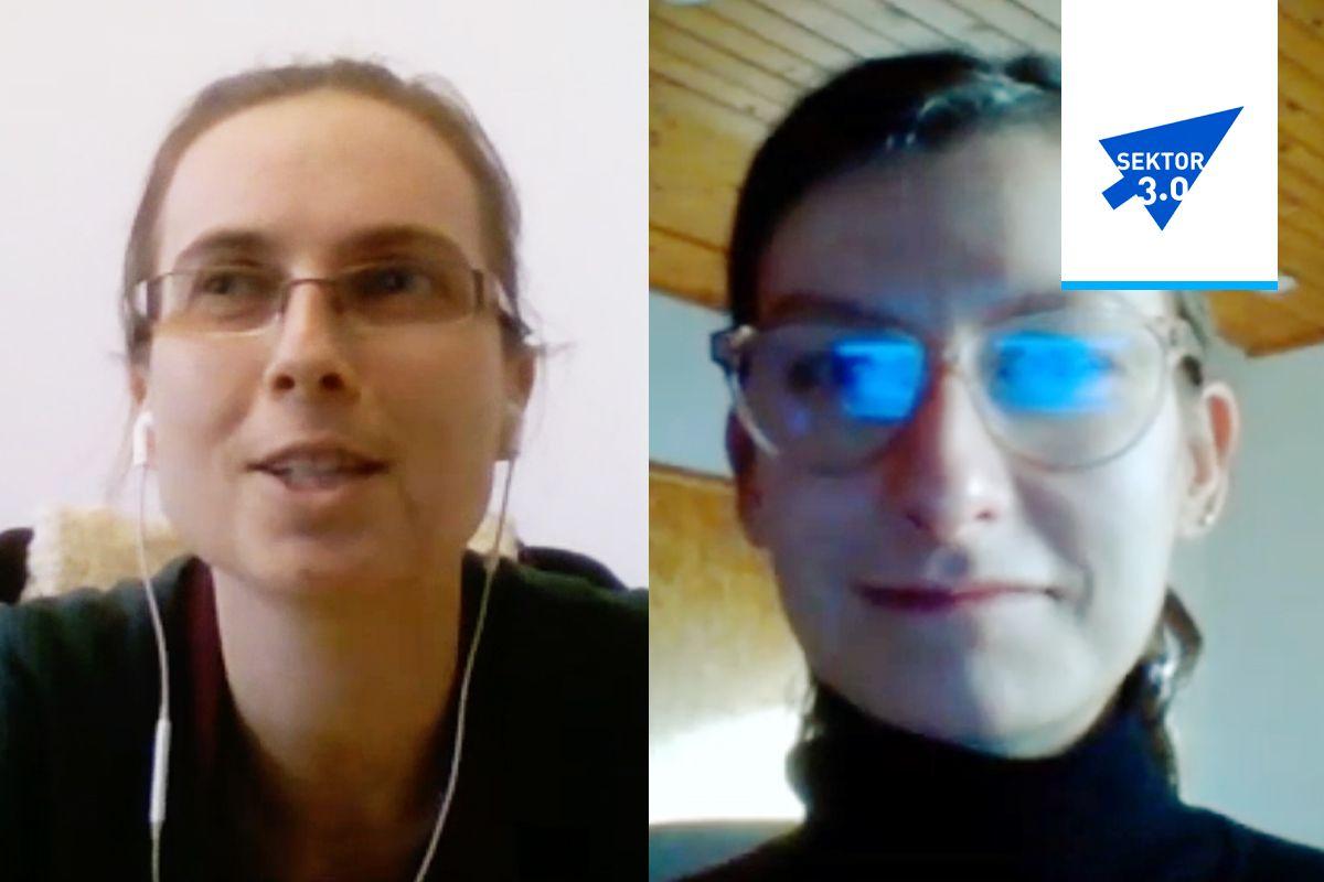 """Agnieszka Zdanowicz i Joanna Gucman-Muż opowiadają również o projekcie """"Sprawdzamy, jak jest"""""""