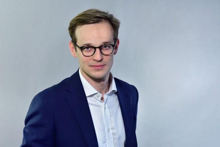 Dr Jędrzej Witkowski, prezes zarządu Centrum Edukacji Obywatelskiej