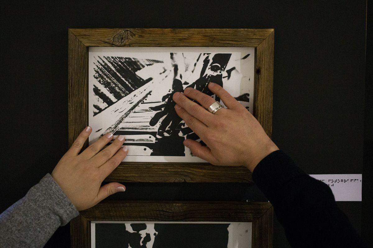 Haptic Art – wystawa sztuki dedykowanej osobom niewidomym