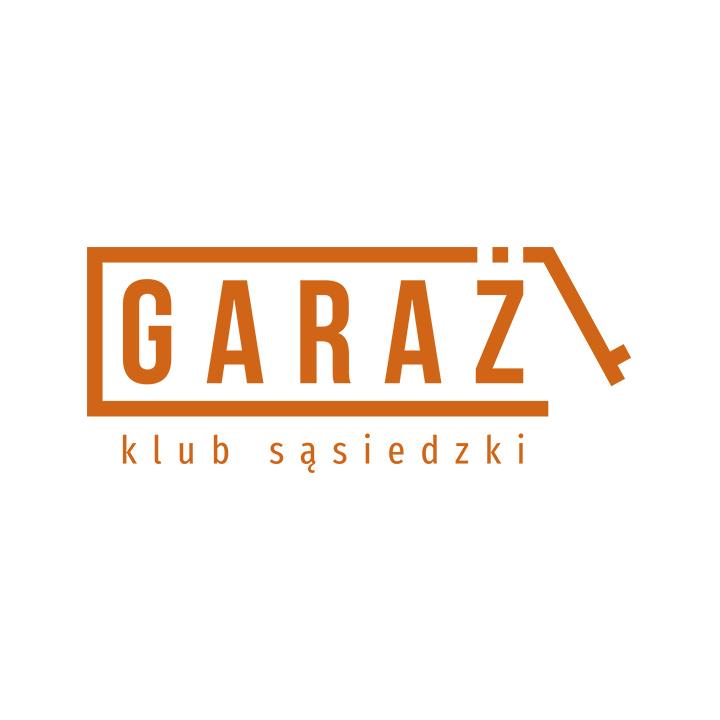 Logo Klubu Sąsiedzkiego GARAŻ