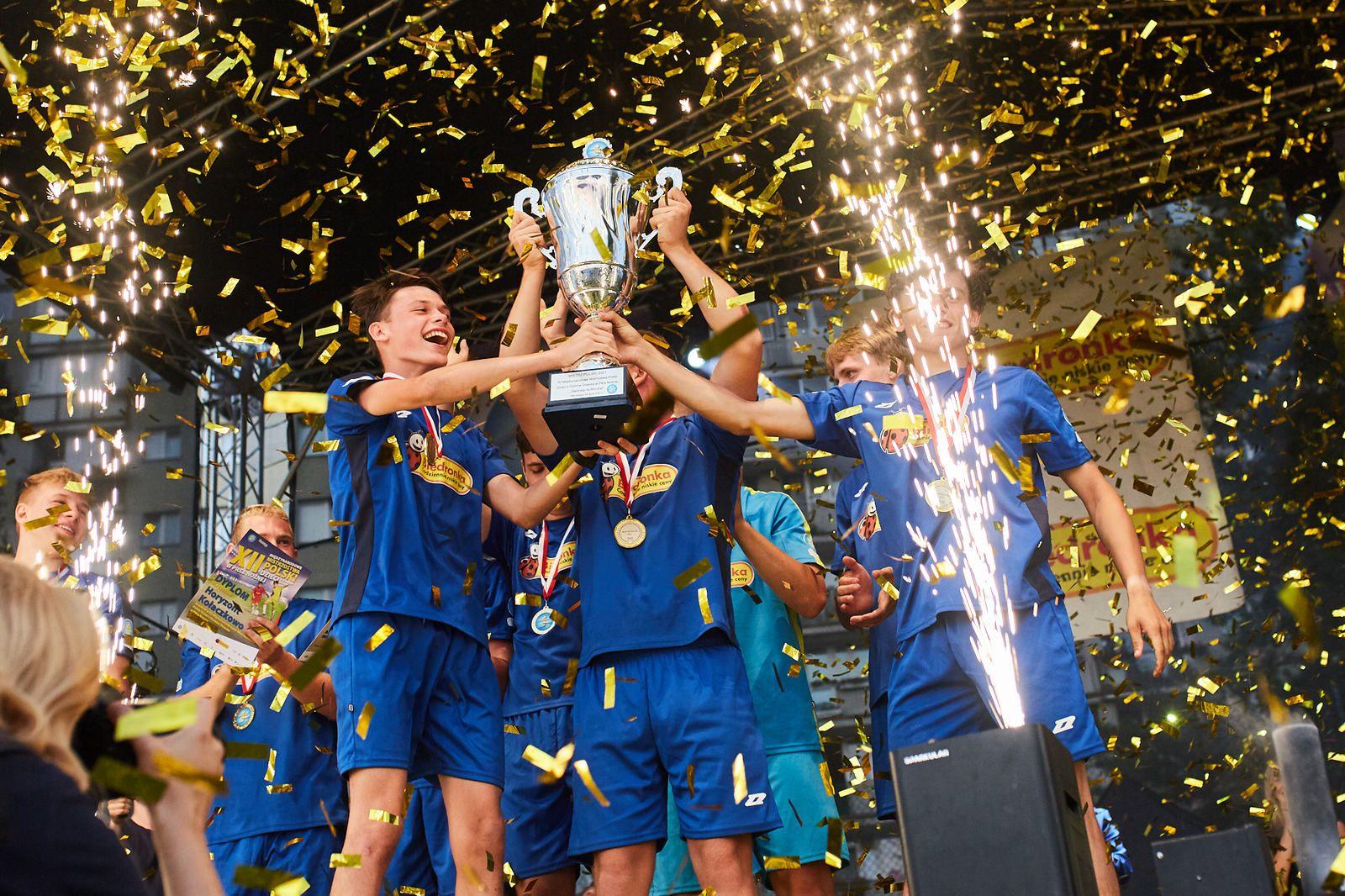 Międzynarodowe Mistrzostwa Polski Dzieci z Domów Dziecka w Piłce Nożnej 2021