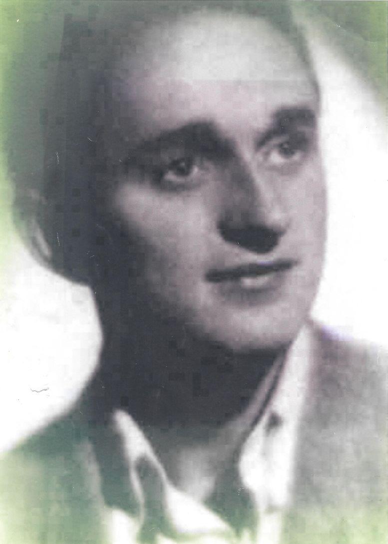 """17-letni Bogusław Czarmiński, """"Maszynka""""."""