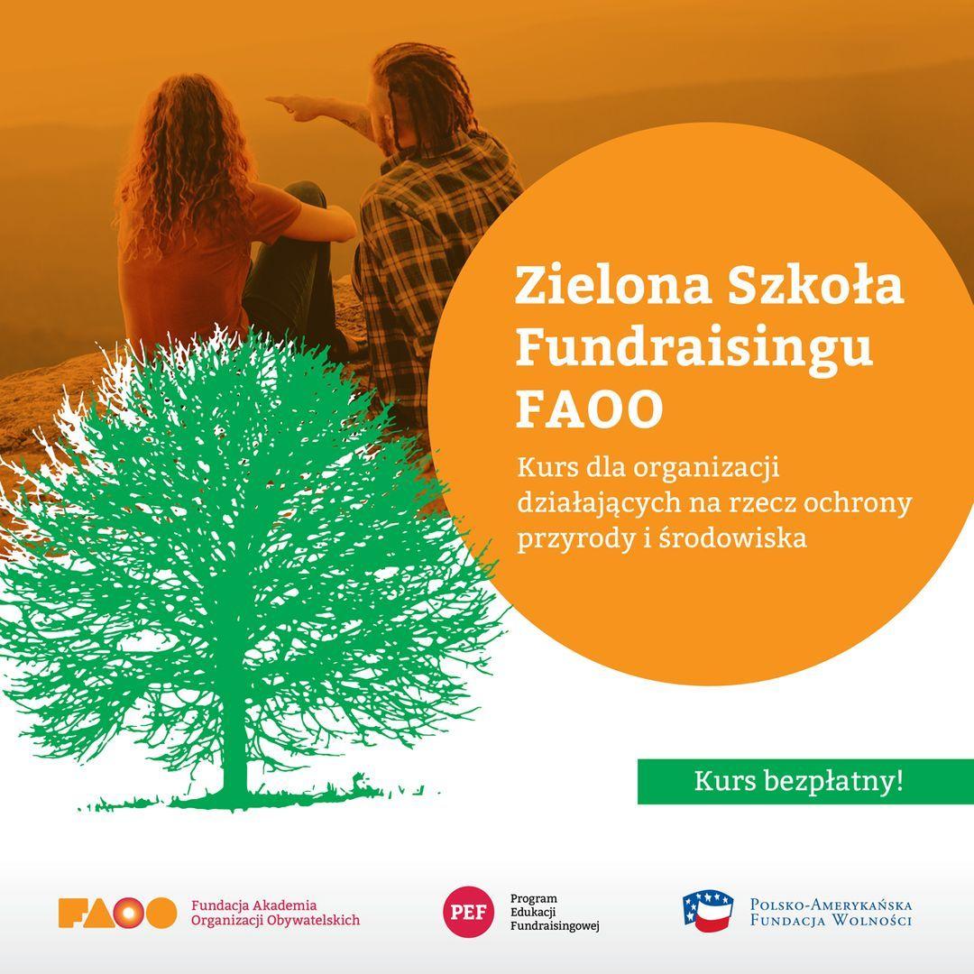Zielona Szkoła Fundraisingu FAOO