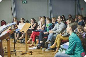 Miniatura Seminarium gordonowskie na AM we Wrocławiu z udziałem Marilyn Lowe