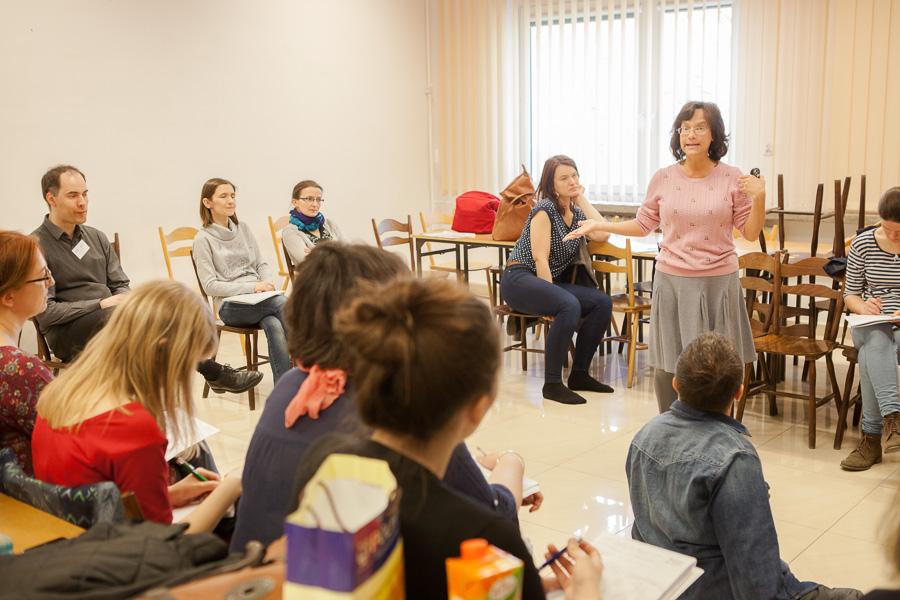 Seminarium gordonowskie Alice Hammel UMCS Lublin
