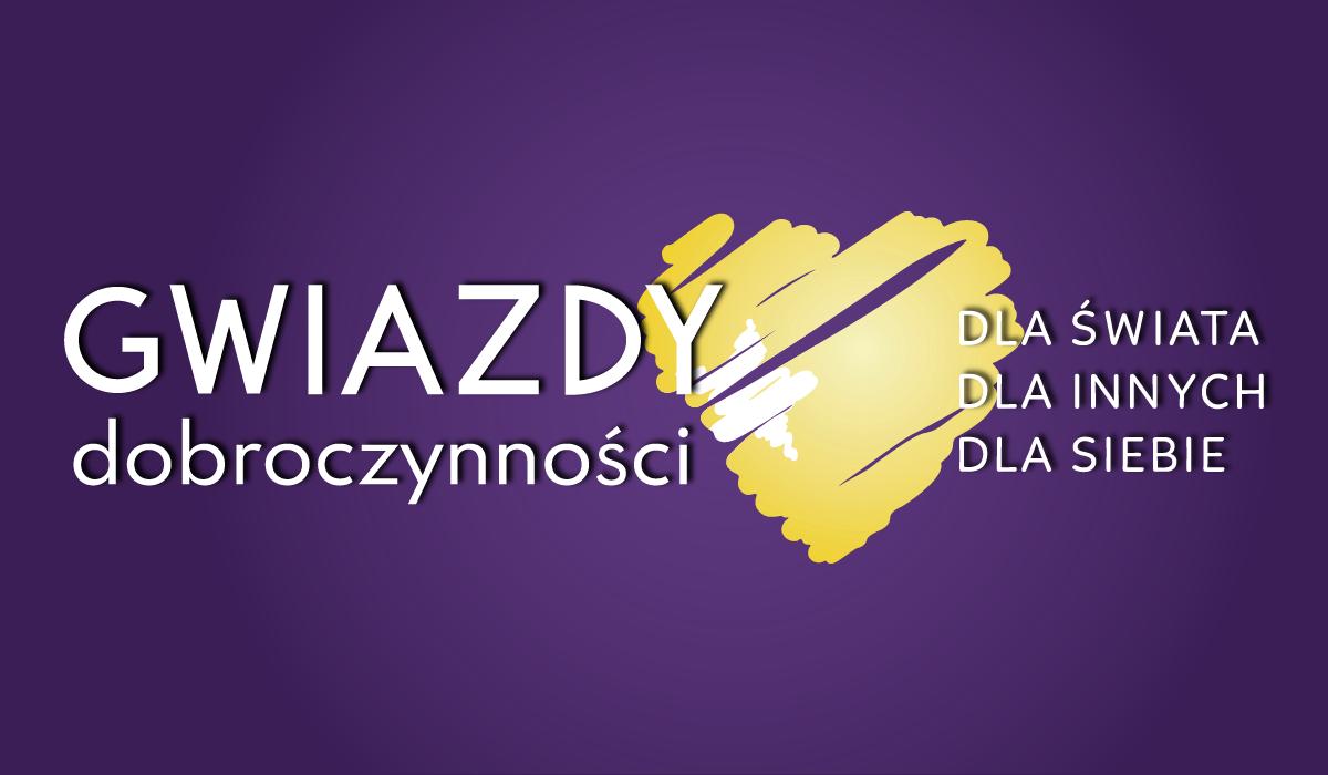 Logotyp - Gwiazdy Dobroczynności