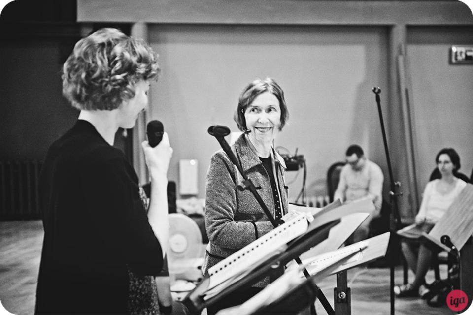 Marilyn Lowe na Akademii Muzycznej we Wrocławiu 2011