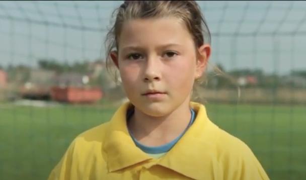 Hania - piłkarka, turniej Ulicówka