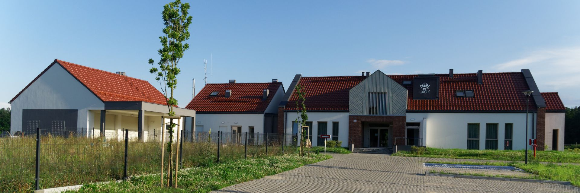 dom L'Arche w Gdyni