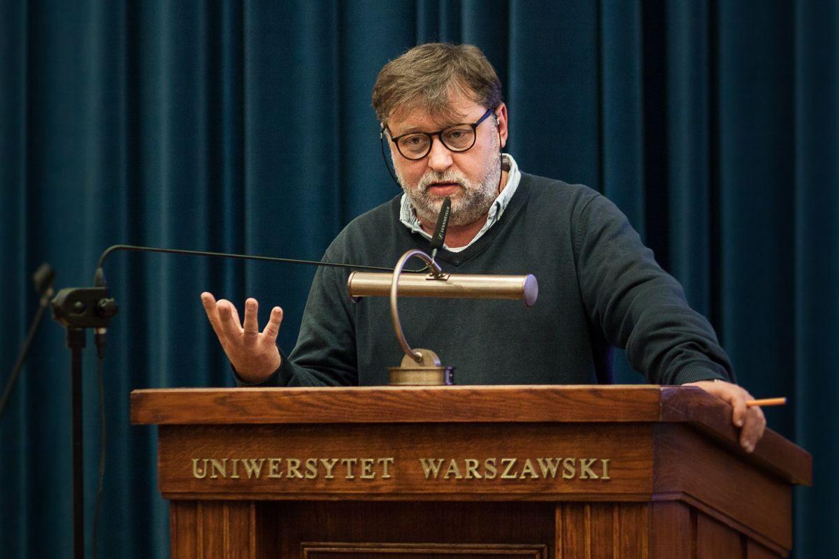 Jakub Wygnański na VIII Ogólnopolskim Forum Inicjatyw Pozarządowych